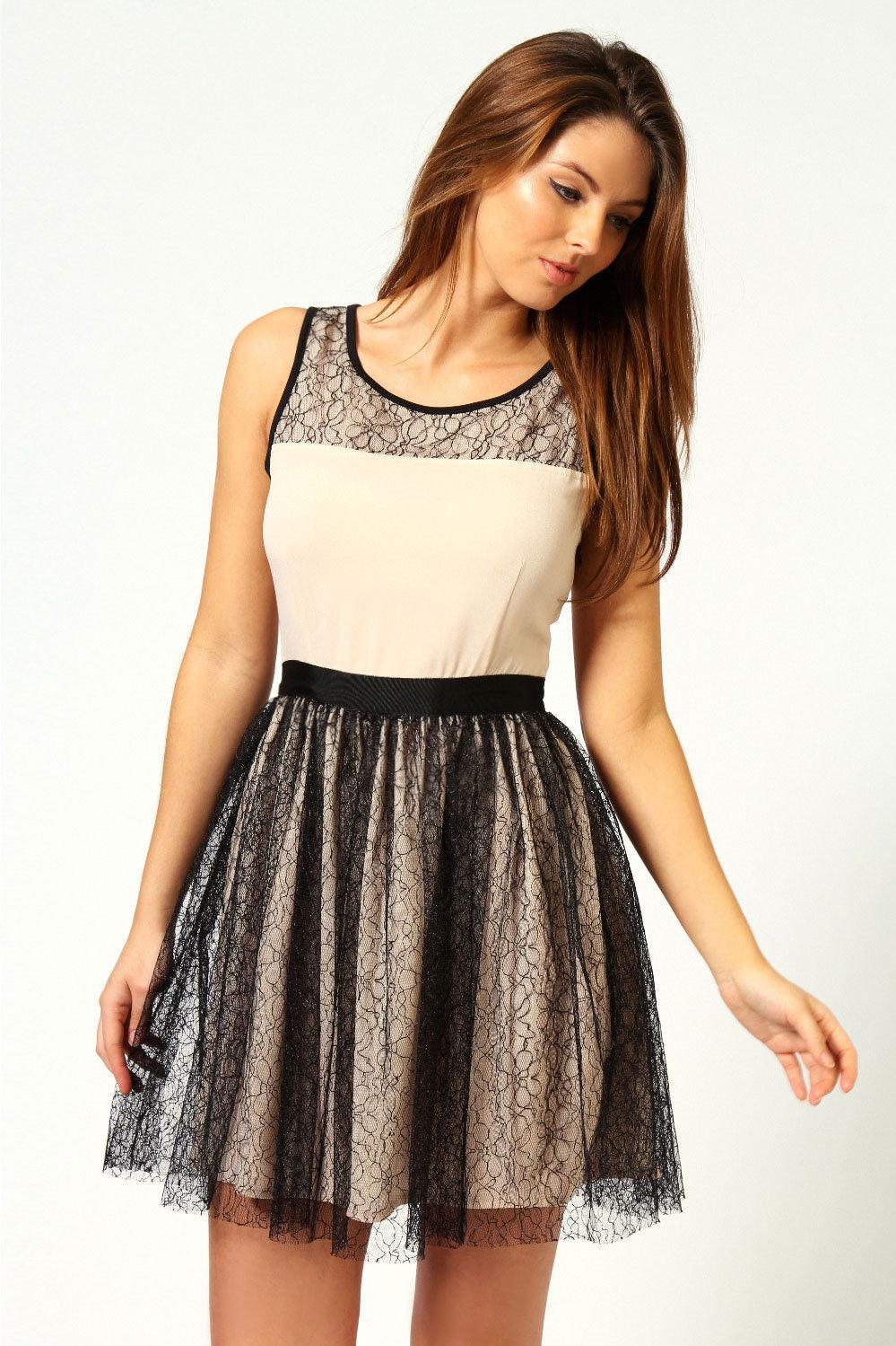 boohoo #Skirt #Delia #Corded #Lace #Skirt #Prom #Dress Delia ...