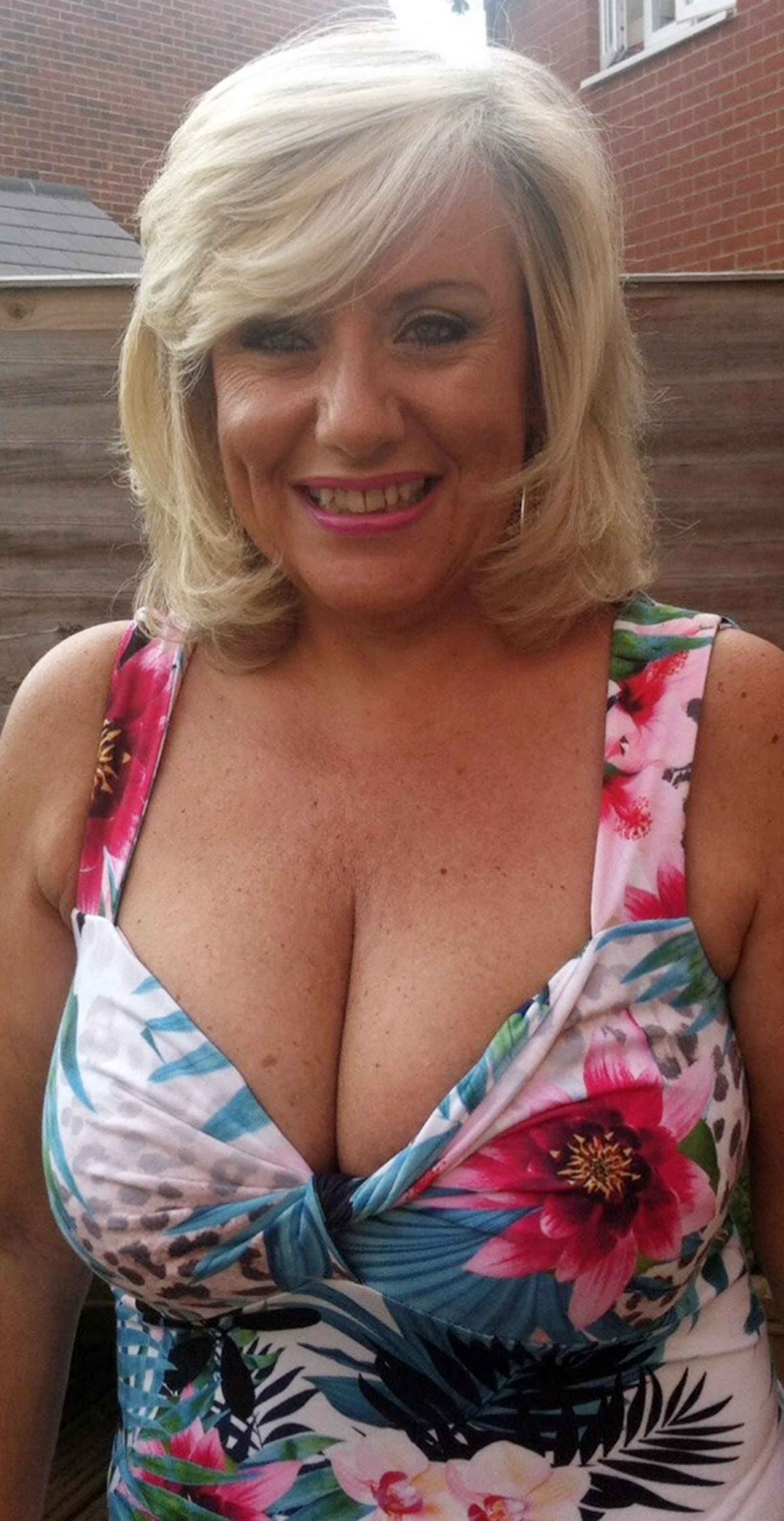 Mature Woman And Guy - 42