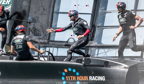 America's Cup - Practice racing continues as excitement builds