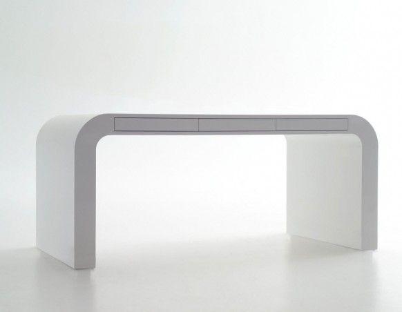 Signalement White Desk 582 452 11 Modern Minimalist Computer Desks Pict