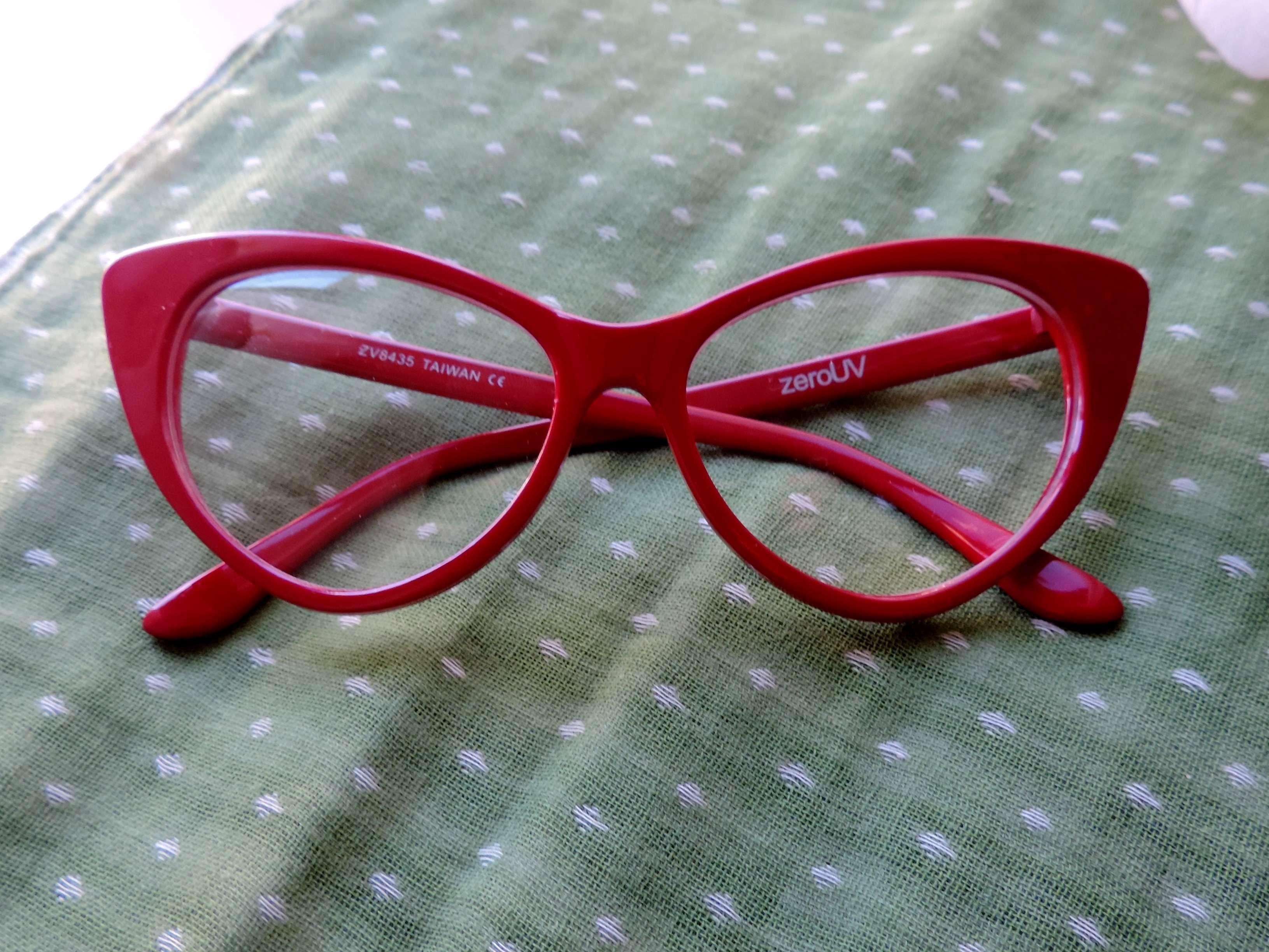 2f1afe5c3bf2a VERMELHO Óculos De Grau Vermelho