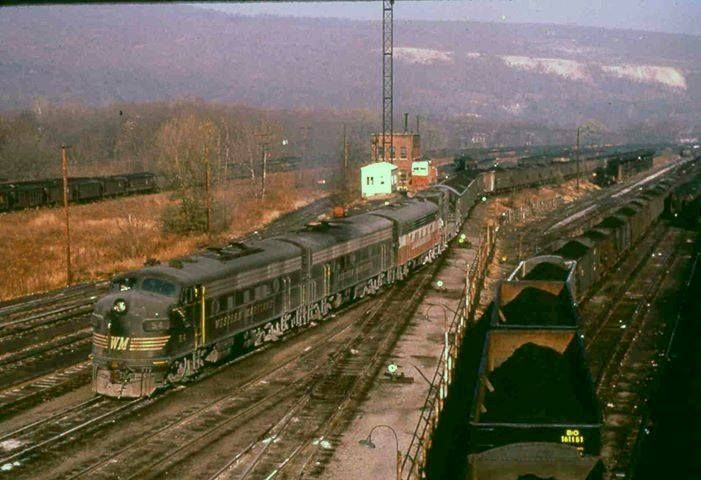 Western Maryland Railroad | Railroad Scenic in 2019 | Train