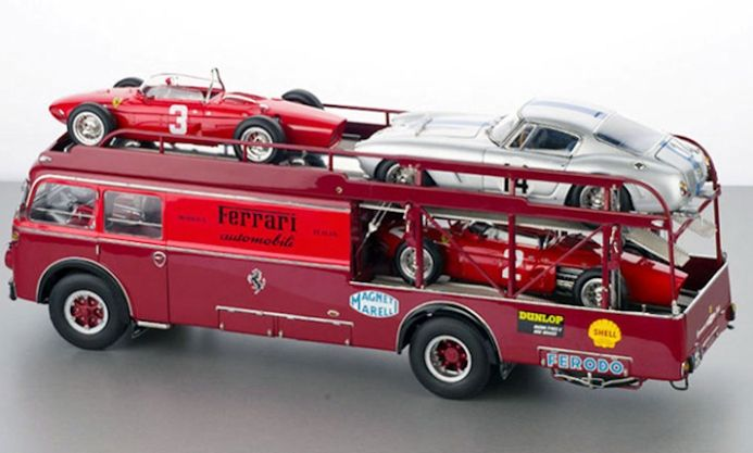 Bartoletti 1957 Rn2 Racing Fiat Ferrari TransporterType 642 qMpUzSVG