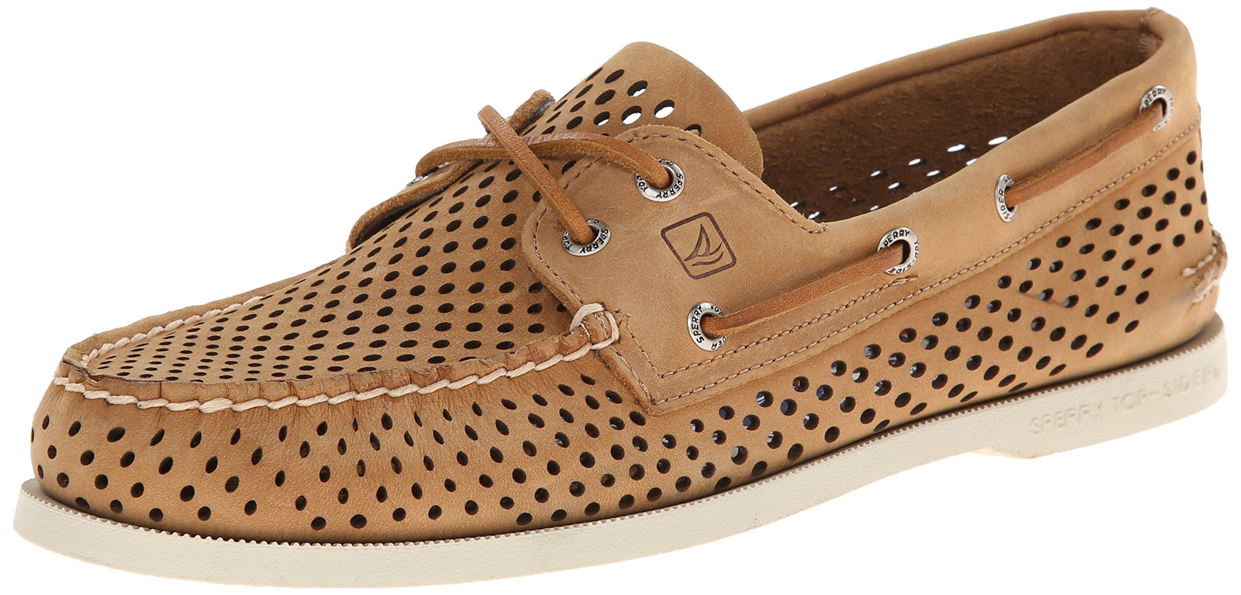 6777a48e82225 Amazon.com: Sperry Top-Sider Men's Authentic Original Laser Perf ...
