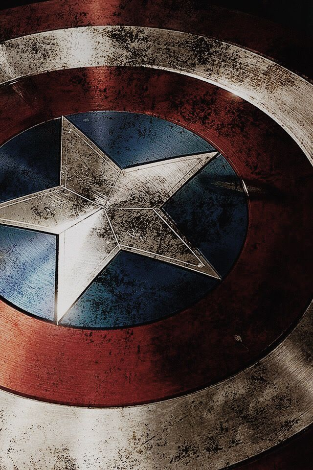 Captain America S Shield Superhero Wallpaper Captain America