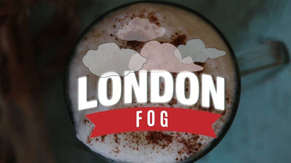 In the Northwest, it can get pretty foggy and cold. So if you're looking for a good defense, make yourself some London Fog.