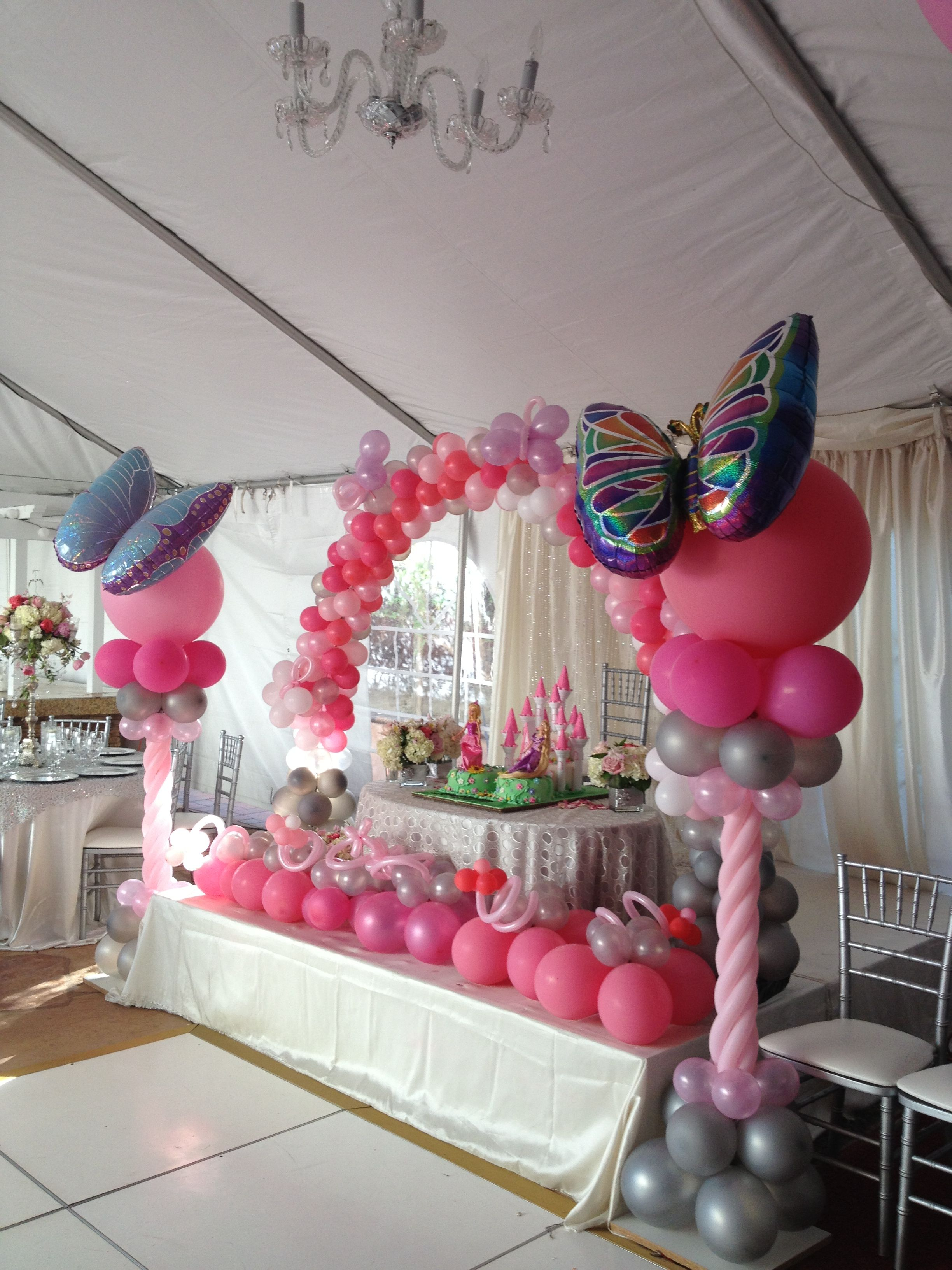 1st Birthday Party Ideas For Girls High Perfect For A First