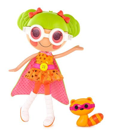 Look at this #zulilyfind! Lalaloopsy Dyna Might Doll by Lalaloopsy #zulilyfinds