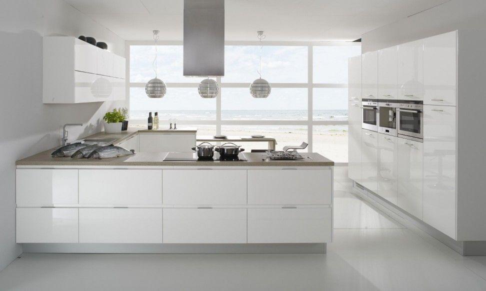 Kitchen Home European Kitchen Cabinets White Modern Kitchen