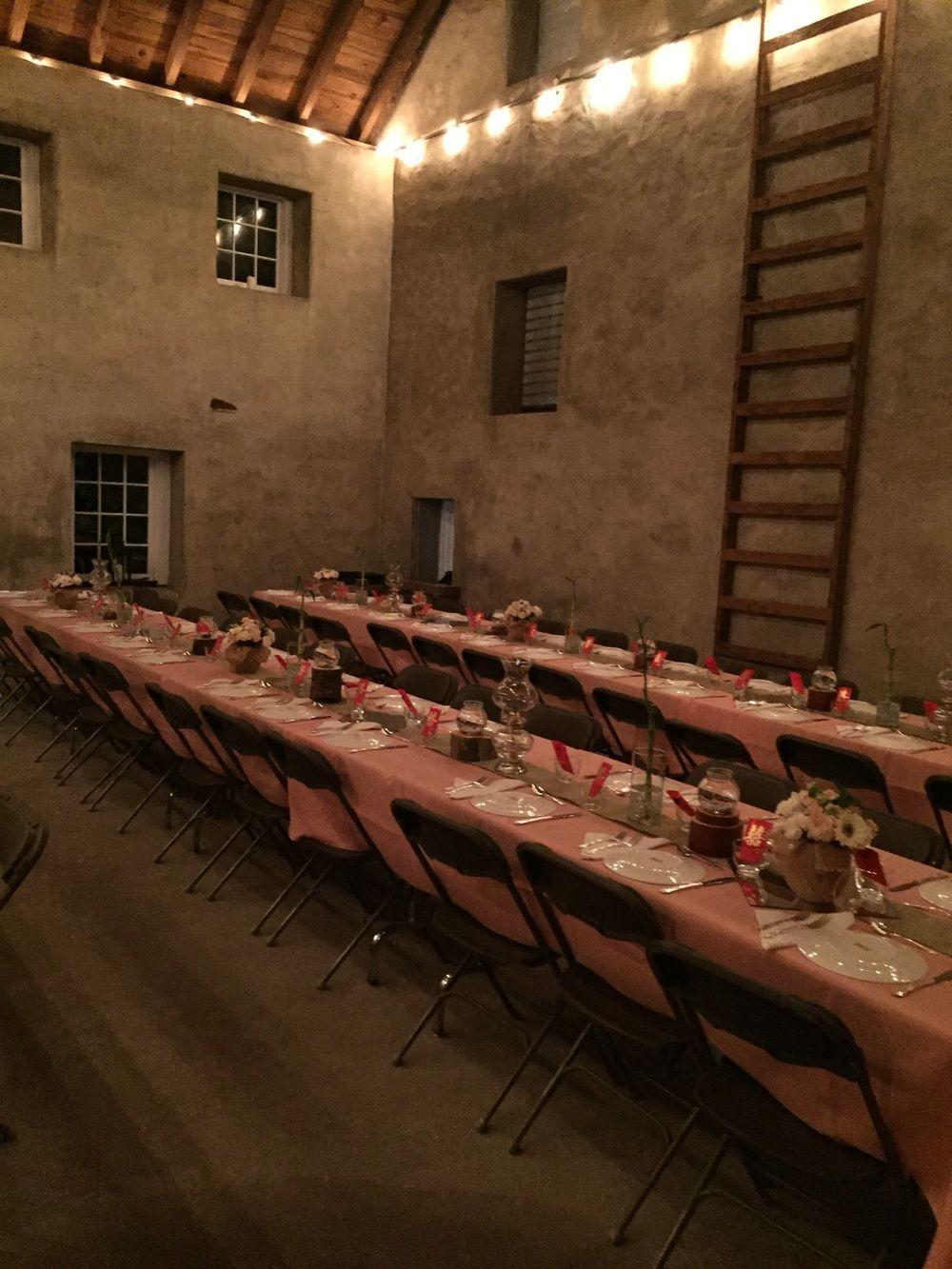 Durham Hill Farm barn wedding venue in Pipersville, PA
