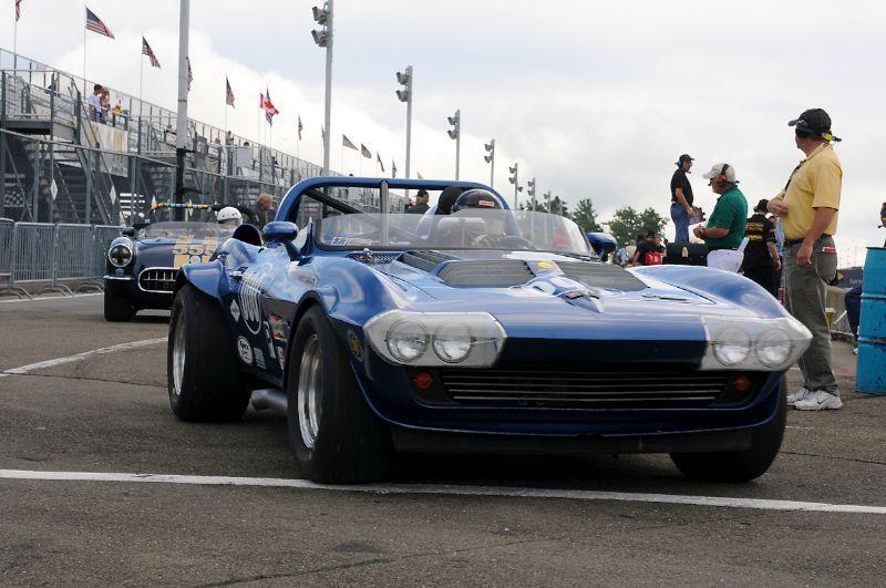U.S. Vintage Grand Prix at Wakins Glen 2011 Results and