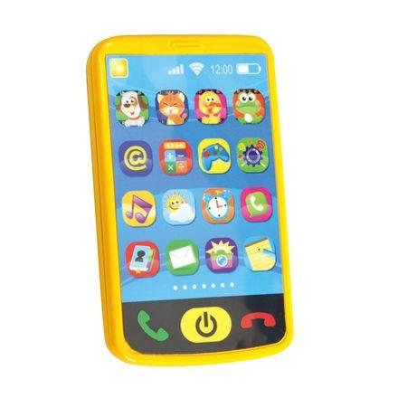 Happy Baby Aktivitetsleksak Smartphone