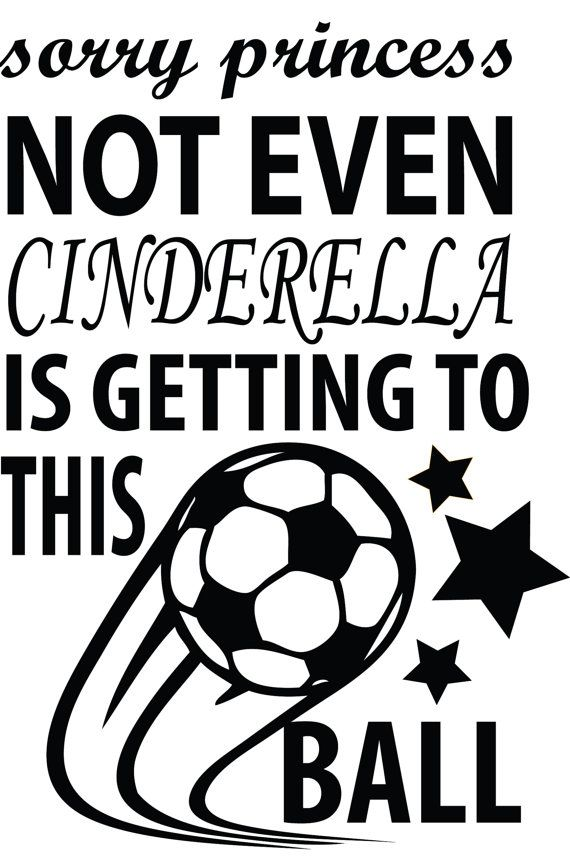 Sorry Princess Not Even CINDERELLA Is Getting To This Ball
