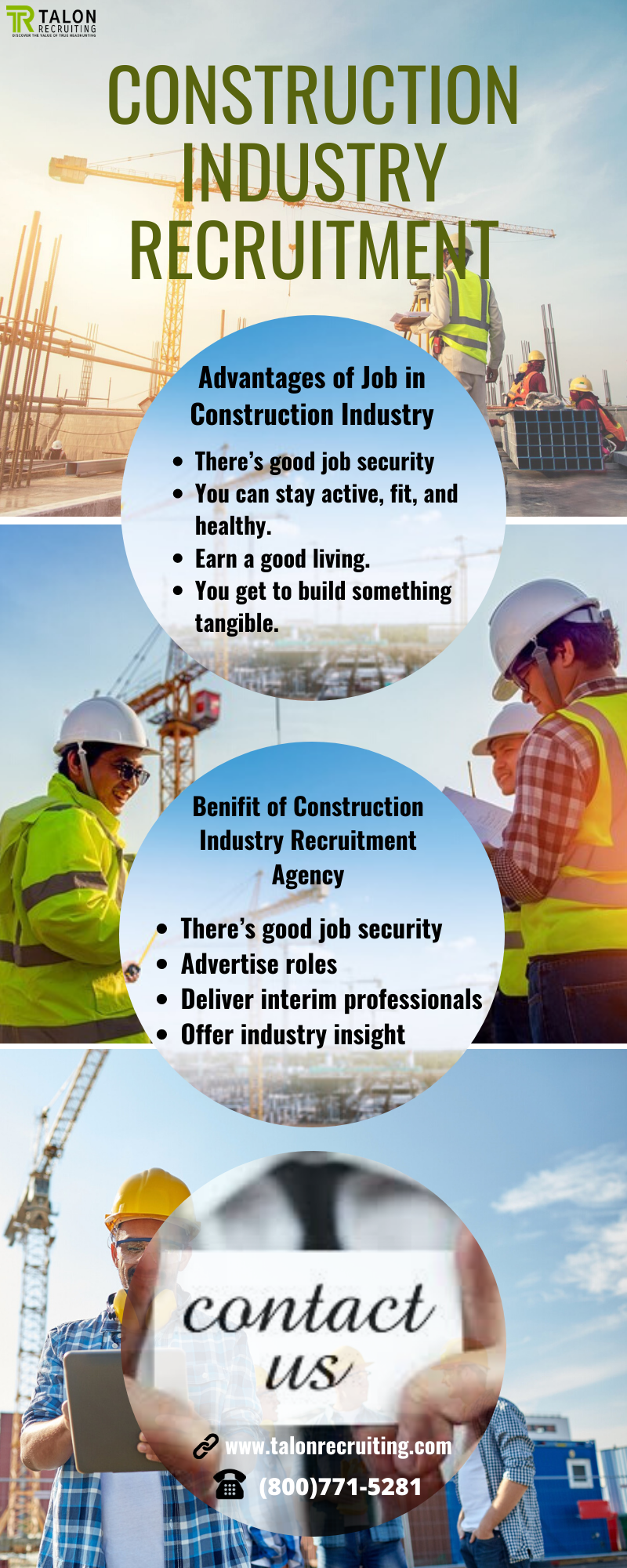 Top Construction Recruitment Agency In Canada In 2021 Recruitment Agencies Recruitment Job Security