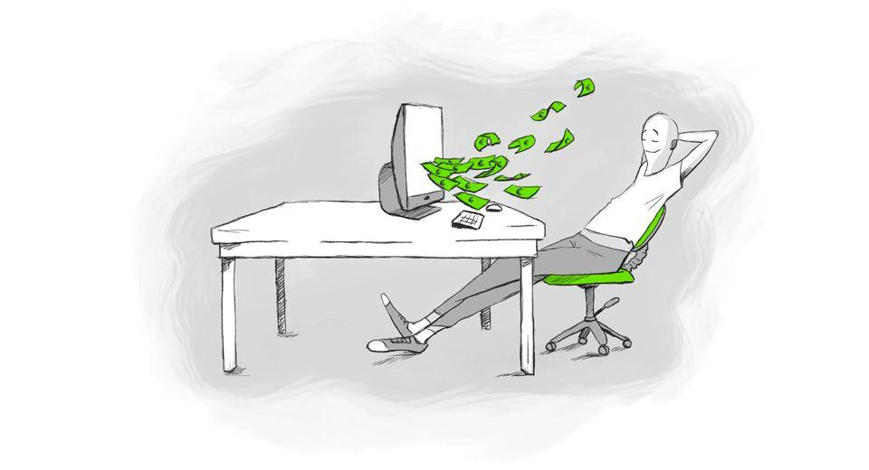 Mistä rahaa passiivisesti?