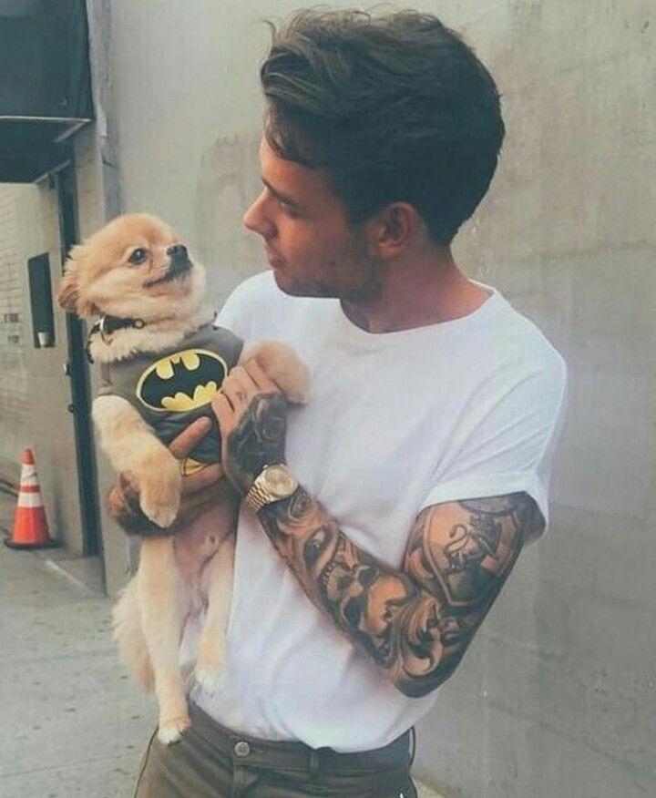 Quando um cachorrinho tem mais sorte que você... #liampayne