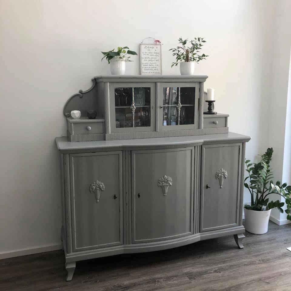 Holzmobel Streichen Mit Kreidefarbe Misspompadour Diy Mobel Tisch Holzmobel Streichen Haus Deko