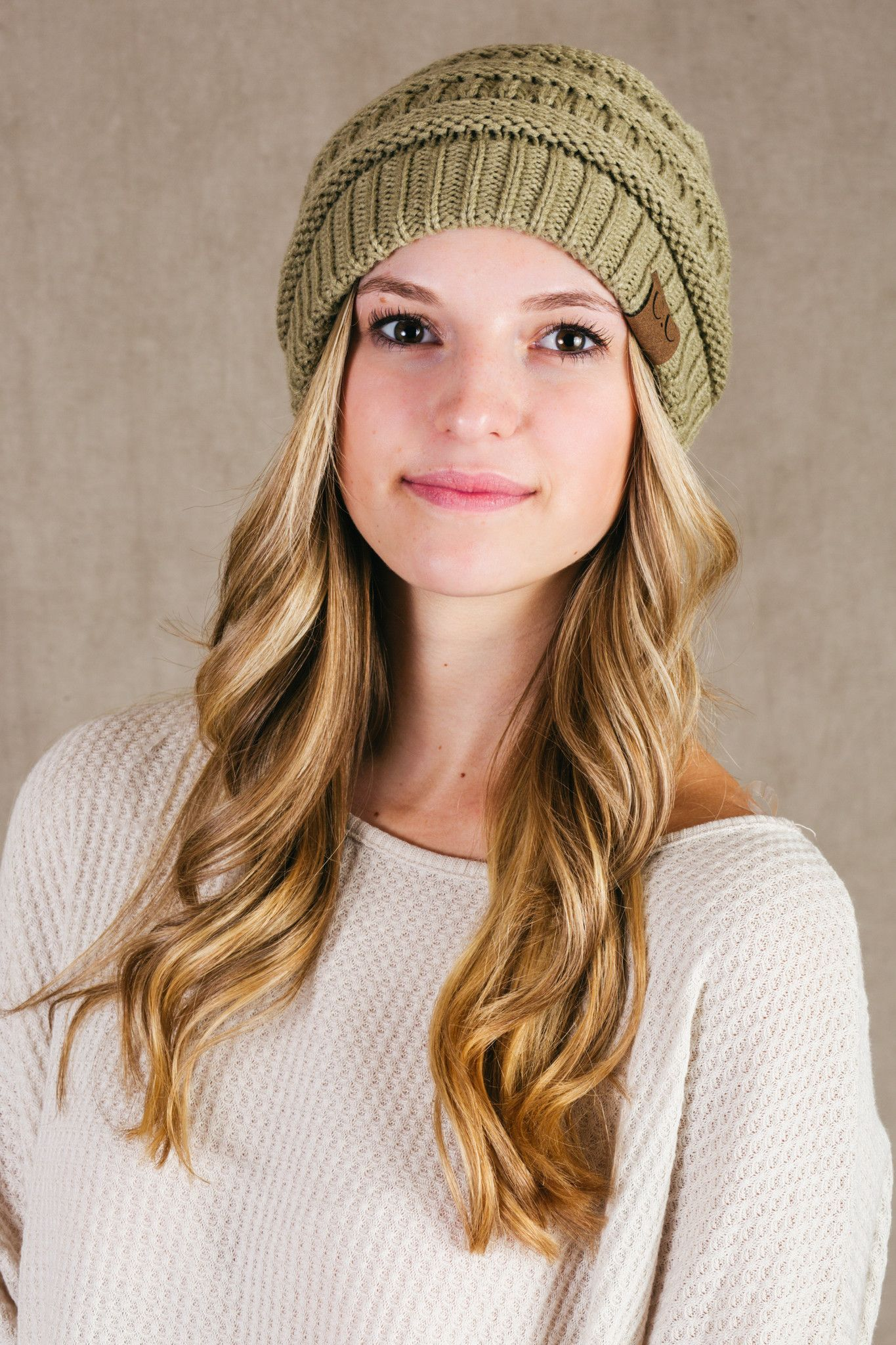 Made With Love Beanie