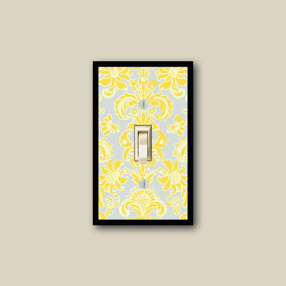 Fine Cottage Chic Wall Decor Yellow And Gray Damask Wall Decor Download Free Architecture Designs Meptaeticmadebymaigaardcom