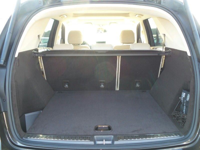 Trunk Space New 2016 Mercedes Benz Gle Gle350 4matic For Sale O