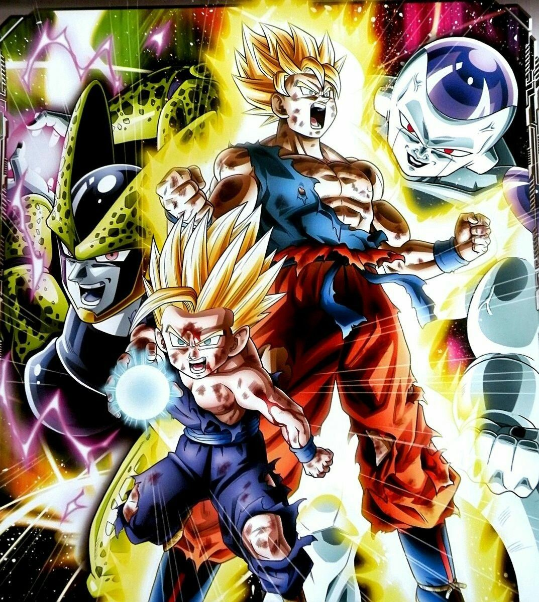 Watch Dragon Ball Super on www.animeuniverse.watch