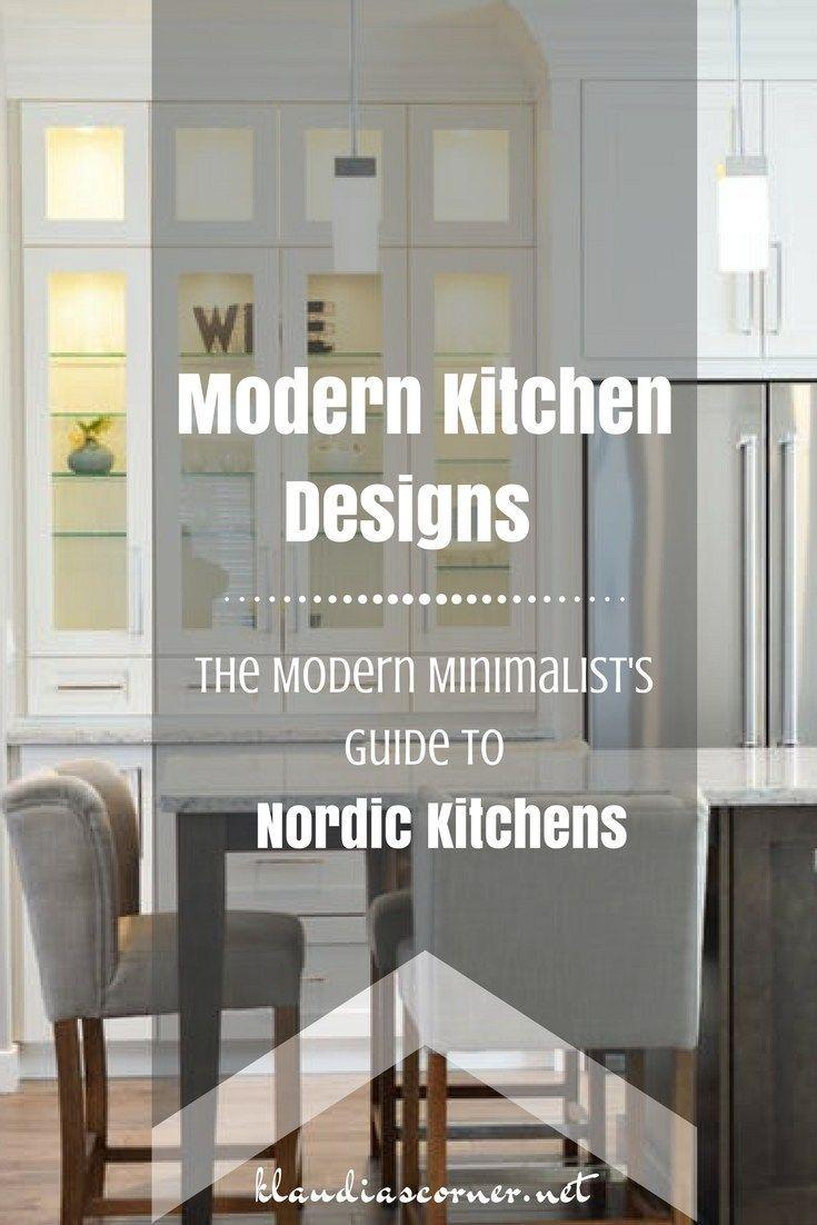 Modern kitchen designs modern minimalistus guide to nordic