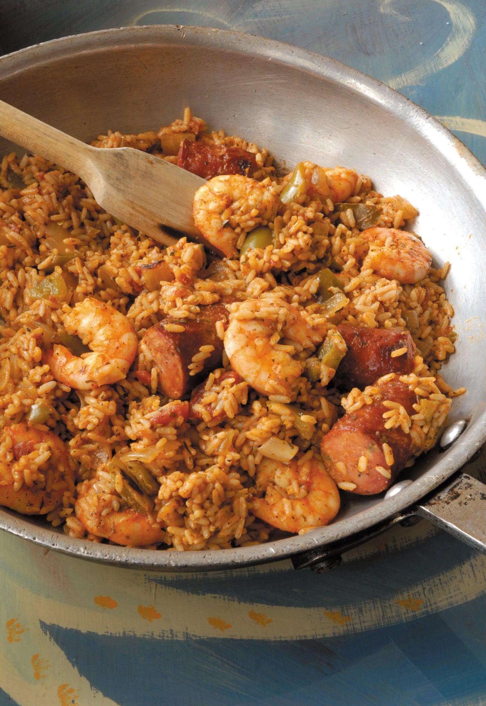 How to Make Brennan's Creole Jambalaya – A classic Louisiana recipe from the Brennan family of New Orleans. Garden & Gun #cajunandcreolerecipes