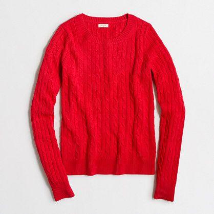 <ul><li>Viscose/nylon/merino wool.</li><li>Hits slightly below hip.</li><li>Long sleeves.</li><li>Machine wash.</li><li>Online exclusive.</li><li>Import.</li></ul>