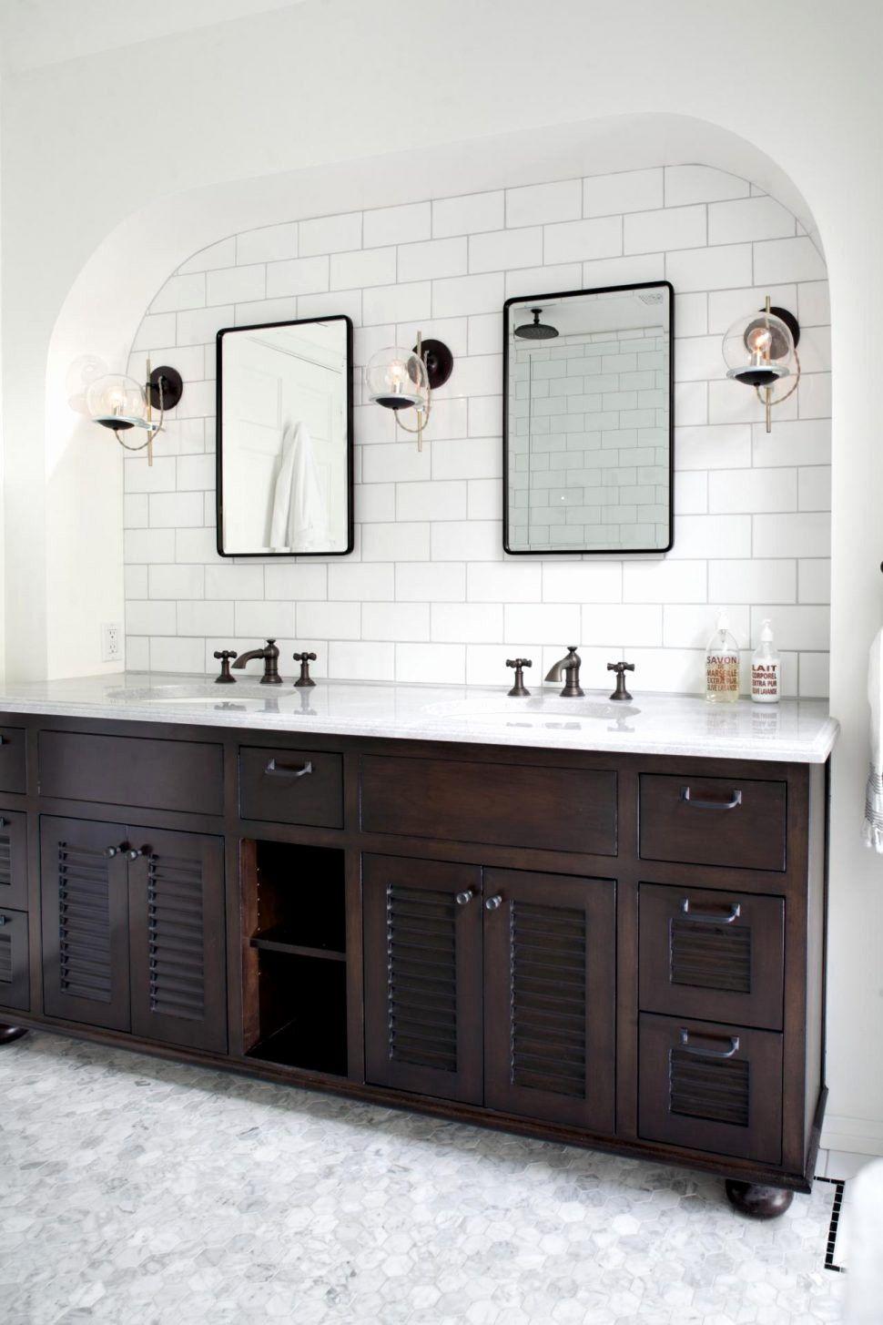 2019 Bathroom Cabinets Builders Warehouse - Small Kitchen island ...