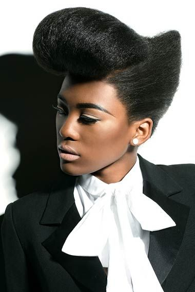 Marvelous 1000 Images About Afro Hairstyle On Pinterest Short Afro Short Hairstyles For Black Women Fulllsitofus