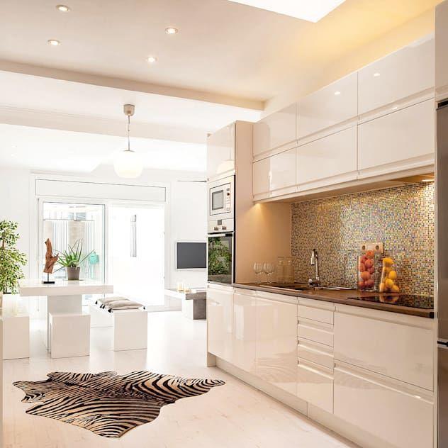 Home Interior Design Ideaskitchen: Special Kitchens: 10 Modern And Minimalist Designs