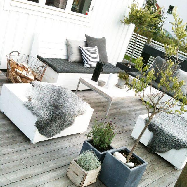 terrasse inspiration - Google Search   Plants & gardens ...