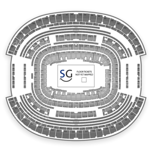 Att Stadium Seating Chart Concert Films And Music