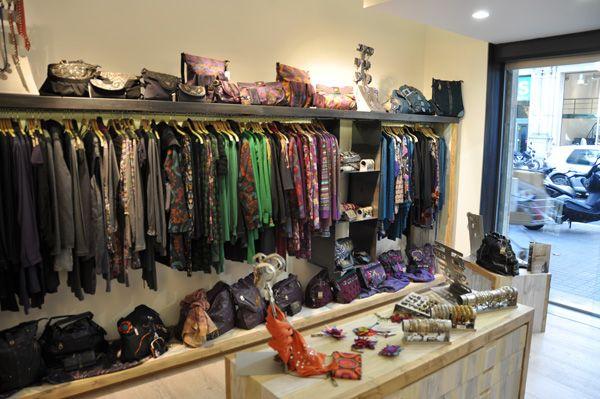 interieur kledingwinkel - Google zoeken | idee winkel | Pinterest ...