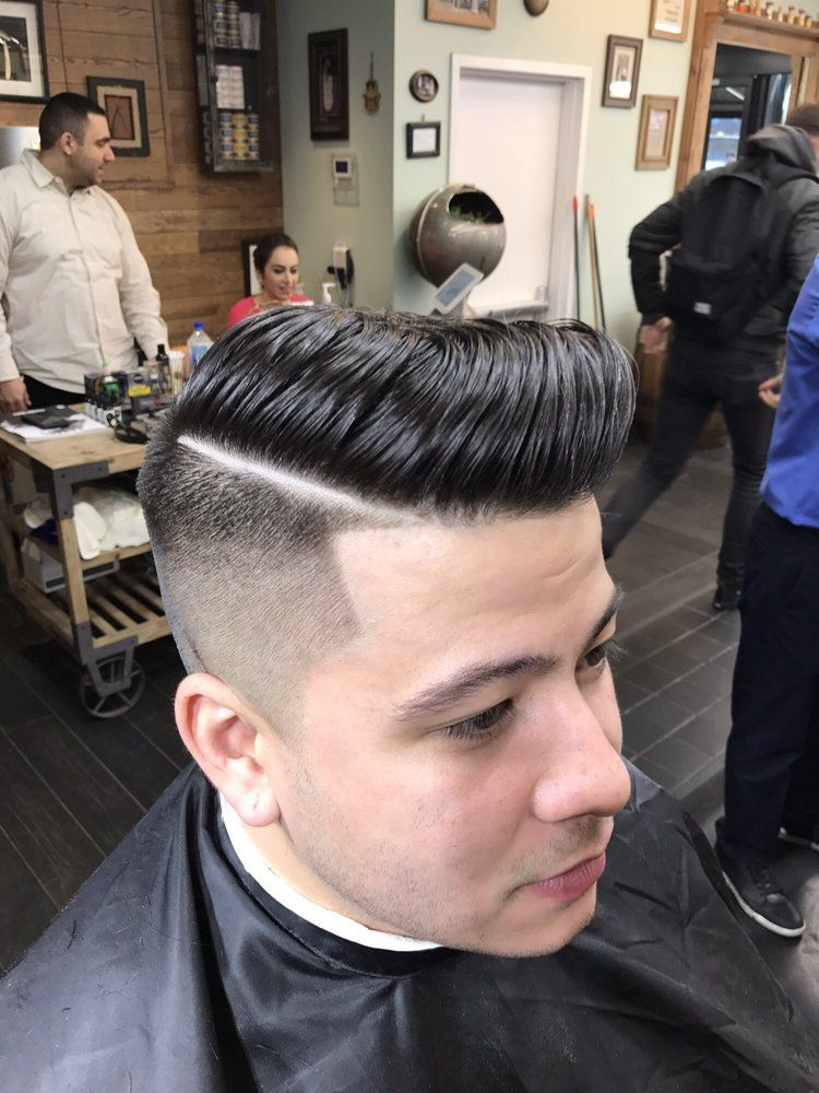 Photo Of Made Man Barbershop Manhattan Ny United States Alex Is