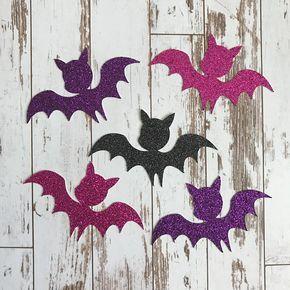 Vampirina Inspired Centerpiece Sticks
