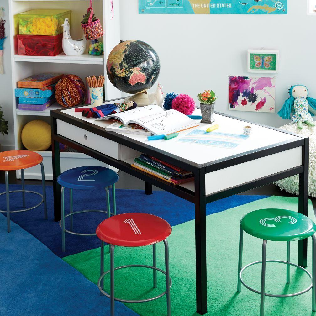 Adjustable hi fi play table whiteblack the land of nod adjustable hi fi play table whiteblack the land of nod geotapseo Choice Image