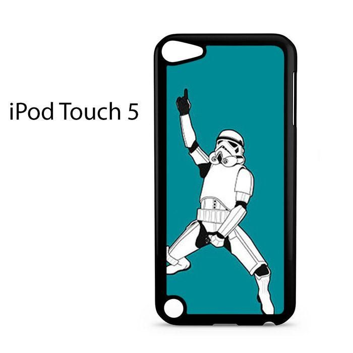 Dancing Storm Trooper Star Wars Ipod Touch 5 Case