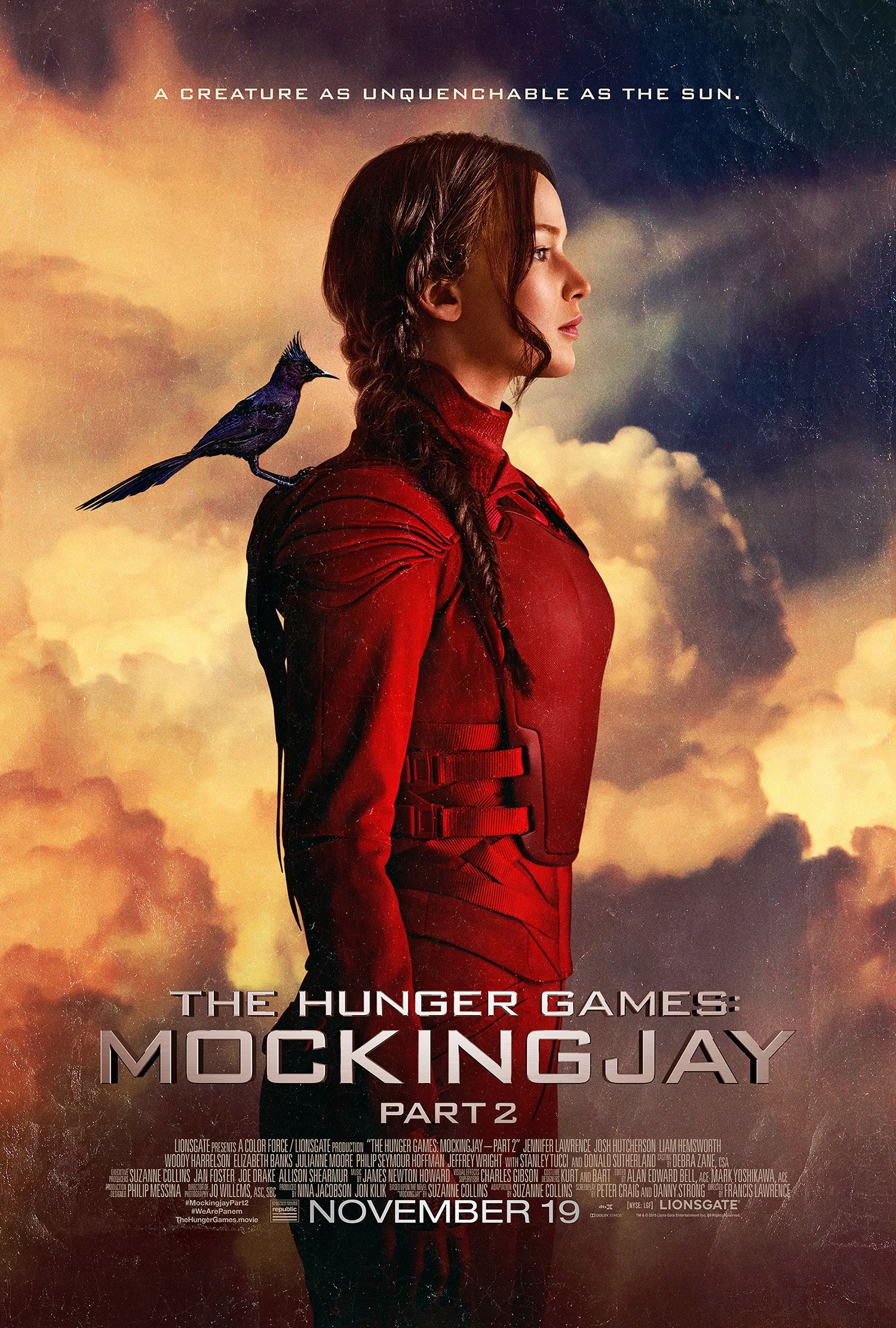The Hunger Games: Mockingjay - Part 2 | Movie Posters ...