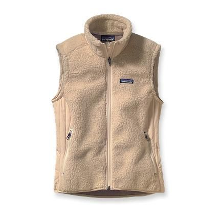 Patagonia Women's Retro-X Vest-- I wanted for Christmas, but it's sold out :( Birthday!?
