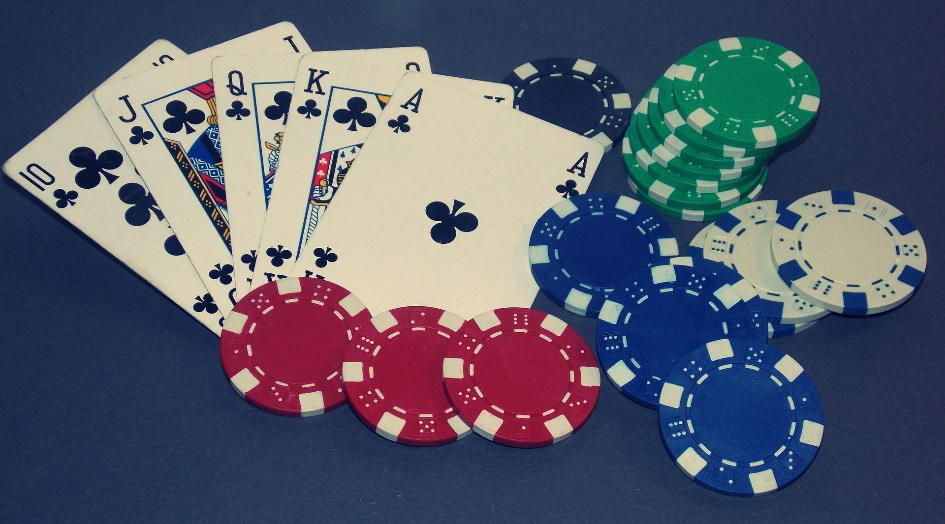 bitcoin de poker)