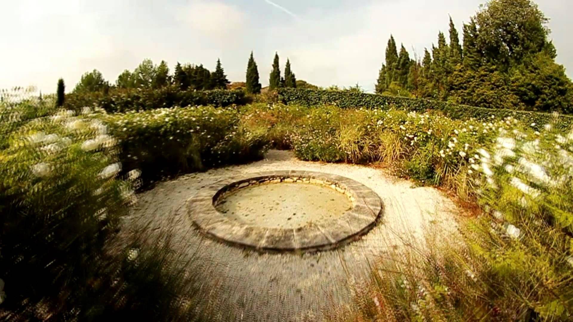 Jardin de l'alchimiste - Eygaliere