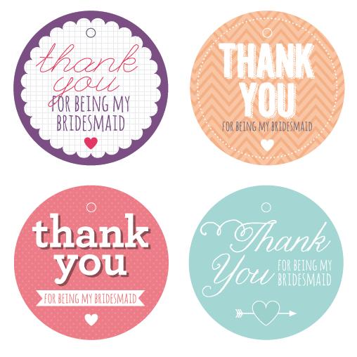 Untitled Document Bridesmaid Thank You Thank You Tags Mason Jar Gifts Diy
