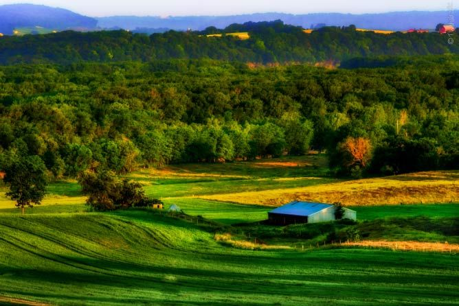 The 10 Most Beautiful Towns In The Midwest Road Trip Usa