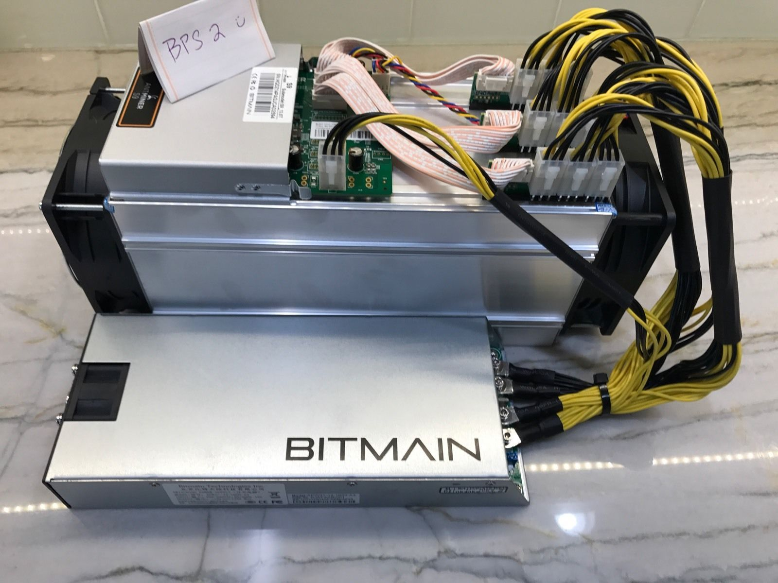 Details about Bitmain Power Supply Antminer Bitcoin APW3++ 12V 1600W