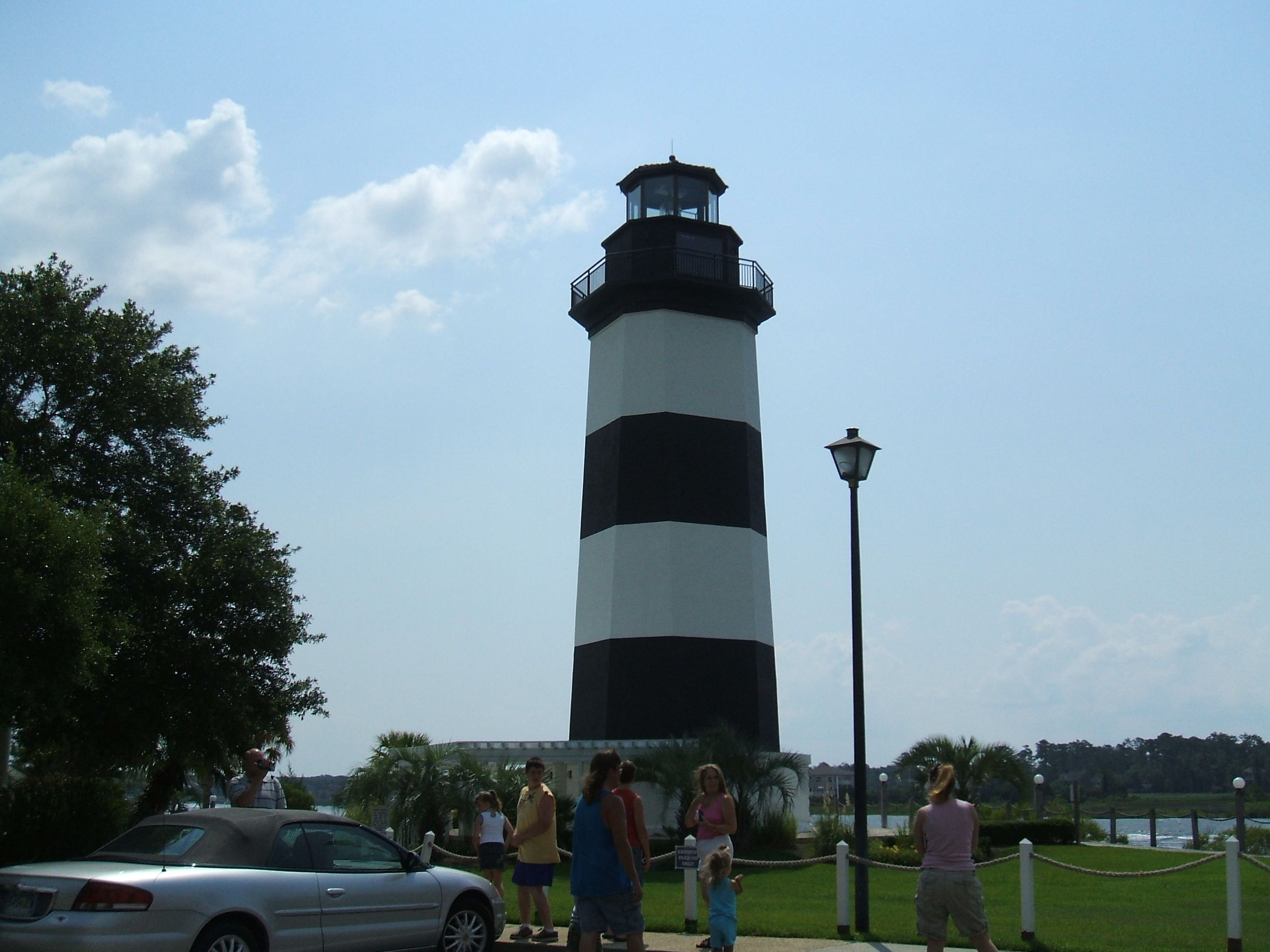 Lighthouse Myrtle Beach South Carolina