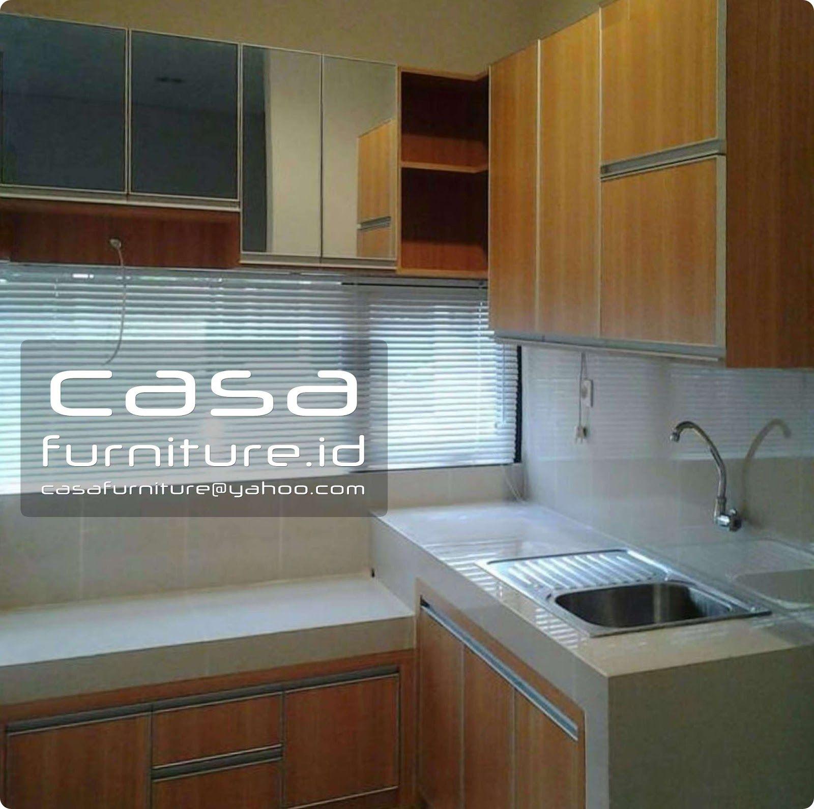 Kitchen set BSD | custom interior jakarta,serpong,bsd | Pinterest ...