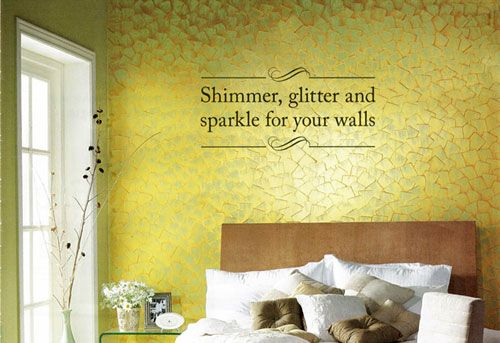 Paint Royale Play Metallics Shimmer Glitter And Sparkle For Your Walls I Luv It Textured Walls Asian Paints Asian Paints Royale