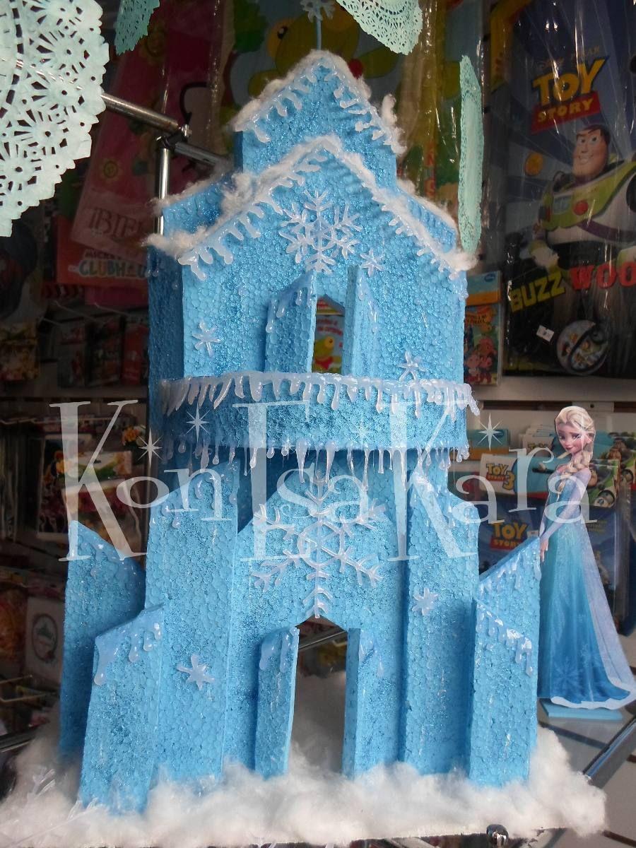Frozen Castillo Para Tu Mesa Dulce   10000 en
