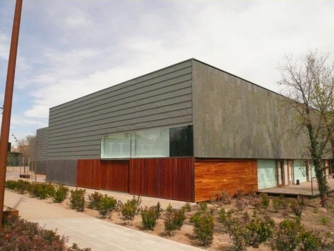 Fachadas para Centro de Negocios. Arquitectura y diseño